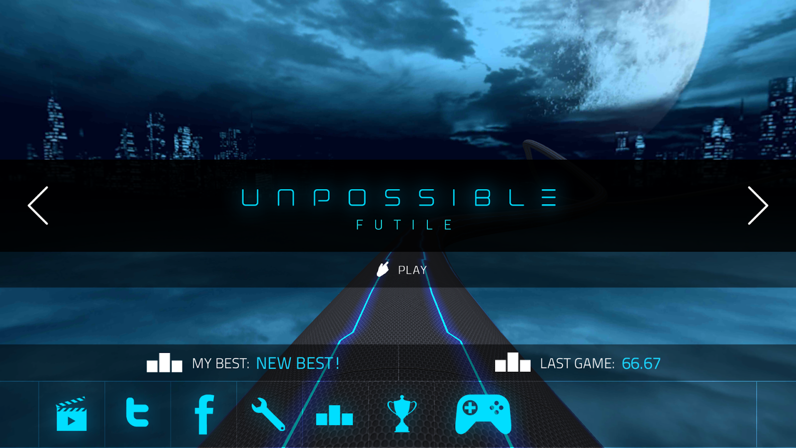 Unpossible - screenshot