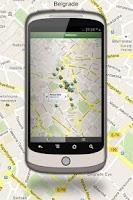 Screenshot of Bankomati RS