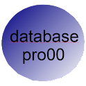 Databasepro00 database free v. logo