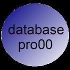 Databasepro00  base de datos icon