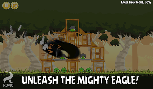 Screenshots for Angry Birds for Android