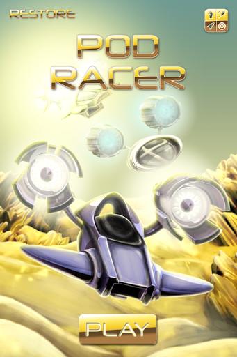 Pod Racer -Free Racing Edition