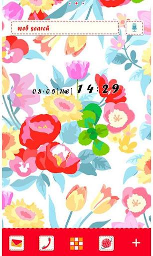 Flowers Theme-Summer Sweet- 1.0 Windows u7528 1