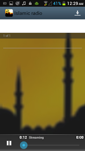 Islamic Nasheeds +Radio - screenshot thumbnail