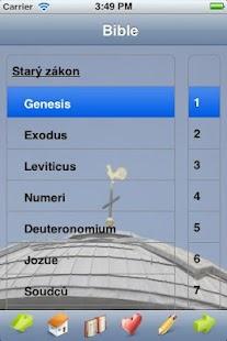 玩書籍App eBible Česky免費 APP試玩