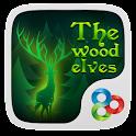 Wood Elves GO Launcher Theme icon