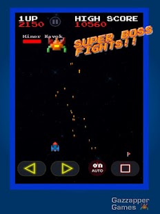 Galaxy Storm - Galaxia Invader (Space Shooter) Screenshot