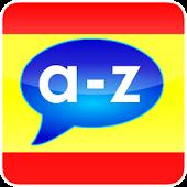 Spanish Alphabet Coloring