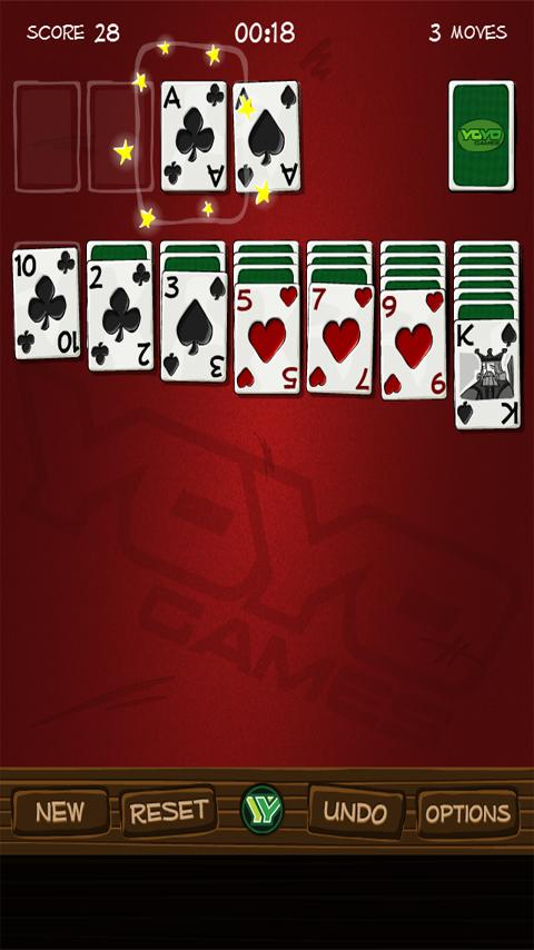 Simply Solitaire - screenshot