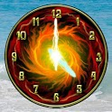 Rock Clock 1x1 icon