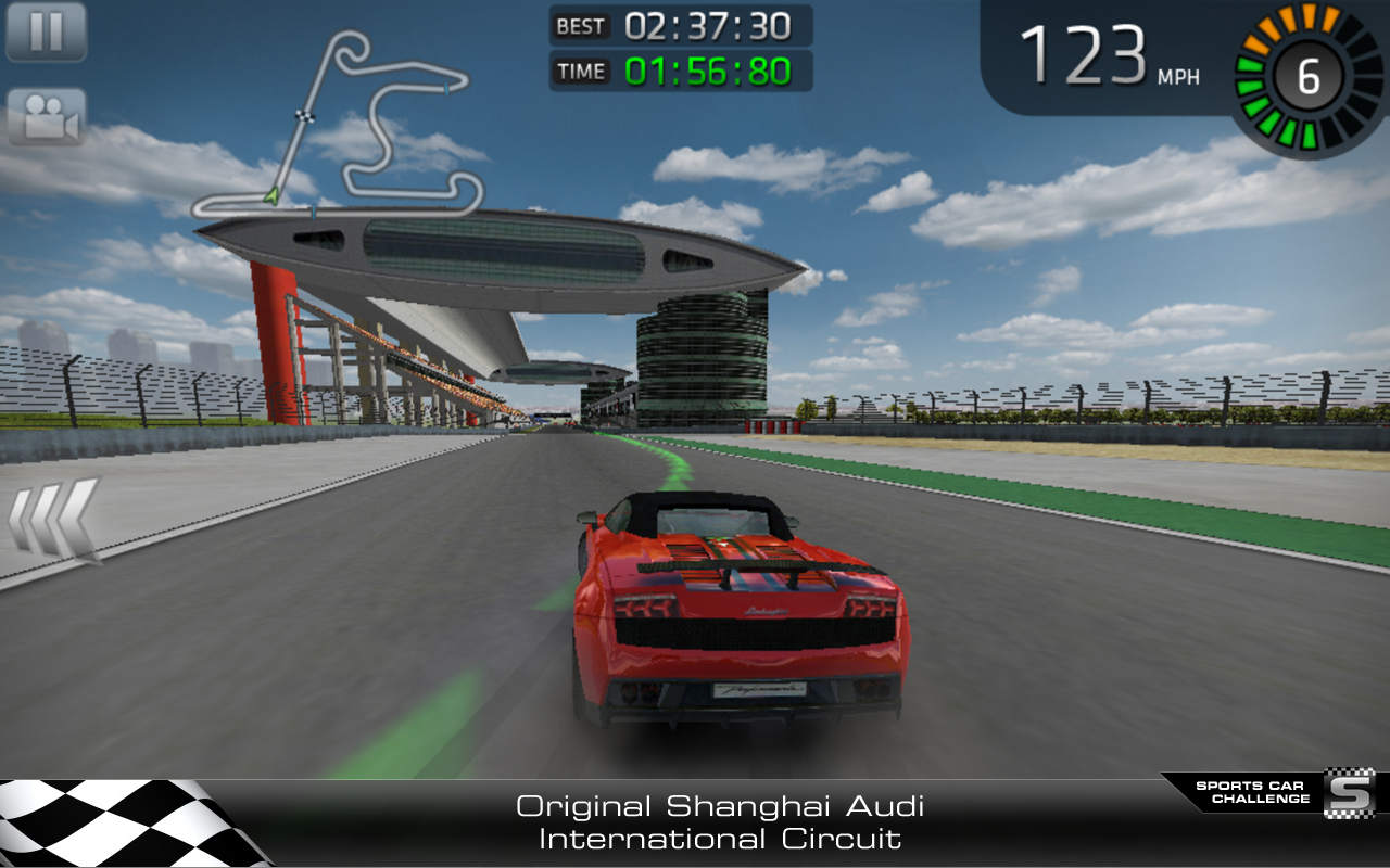 Sports Car Challenge- screenshot