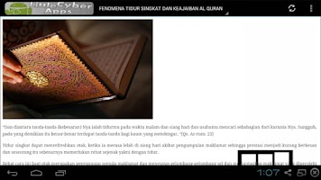Screenshot of Kenali Agama ISLAM