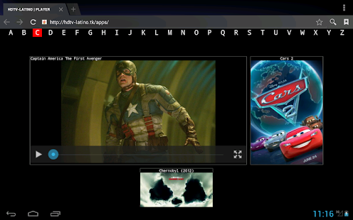 Movies Latino - screenshot thumbnail