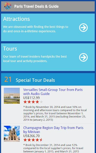 Paris Travel Deals Guide