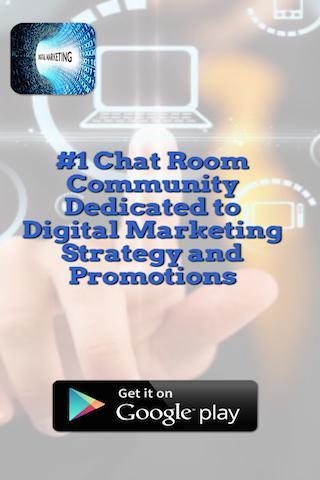 Digital Marketing Chat App