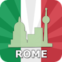Rome Travel Guide Offline icon