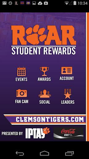 ROAR Student Rewards