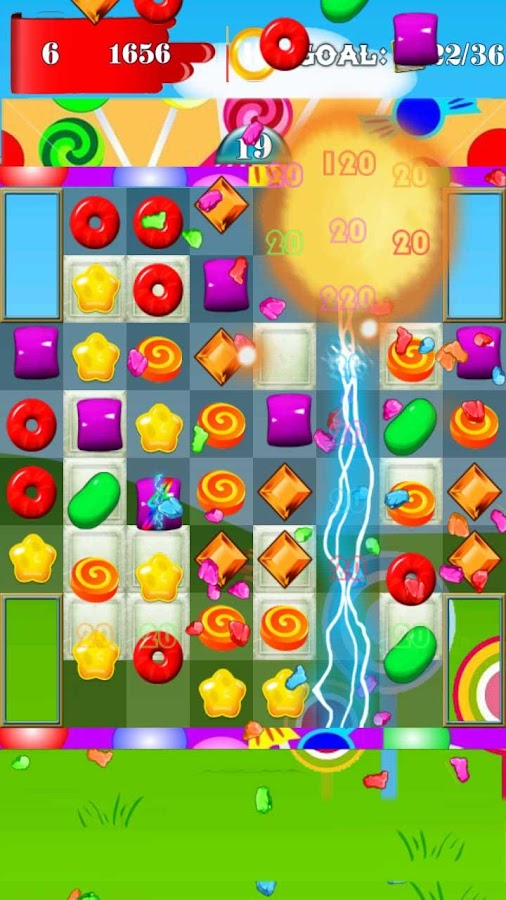Candy Deluxe - screenshot