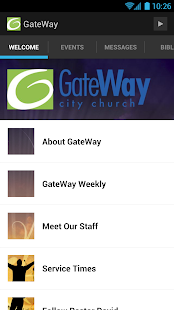 GateWay City Church Mobile- screenshot thumbnail