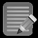 Simple Notes Widget icon