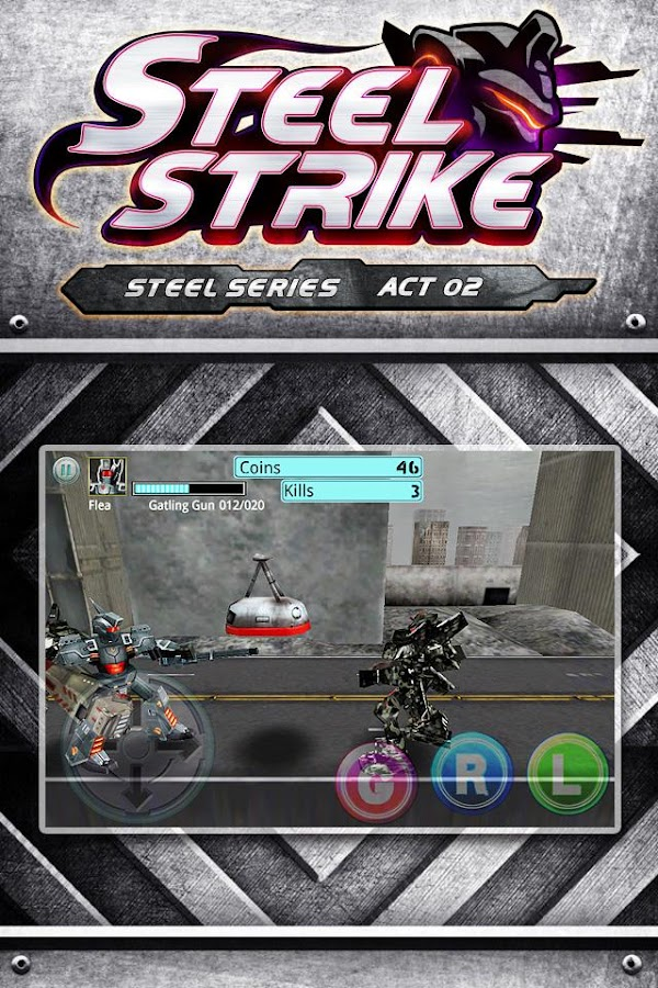 Steel Strike- screenshot