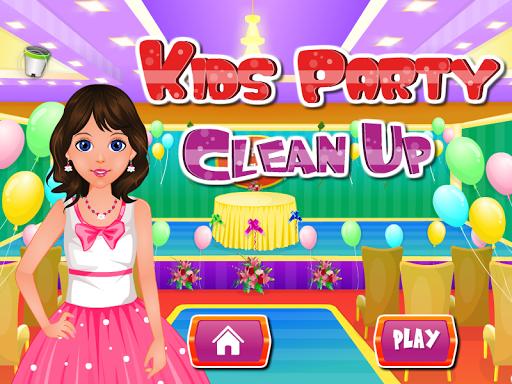 黨的女孩清洗遊戲