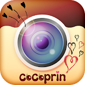 CoCoprin: Photo Sticker App