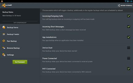 Mobile Backup & Restore Screenshot 3