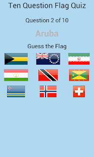 Flag Quiz En-Ru- screenshot thumbnail