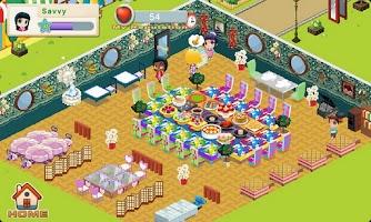 Screenshot of Restaurant Live