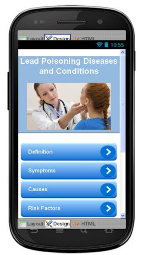 Lead Poisoning Information