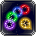 Neon Marble : Space Luxor icon