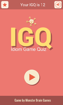 Idiom Game Quiz apk screenshot