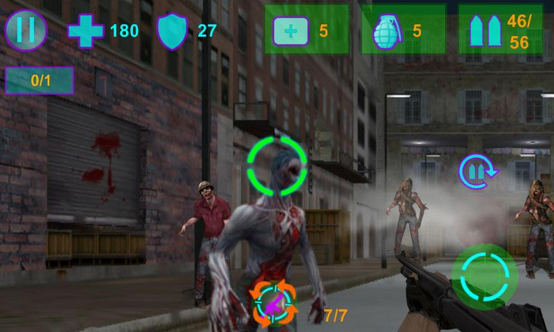 Zombie world Conquest FPS Game- screenshot
