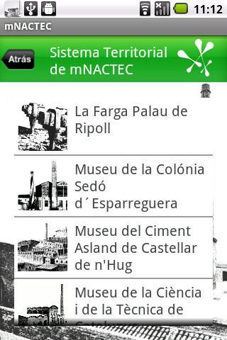 mNACTEC- screenshot