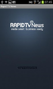 Rapid TV News International - screenshot thumbnail