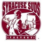 Logo for Syracuse Suds Factory
