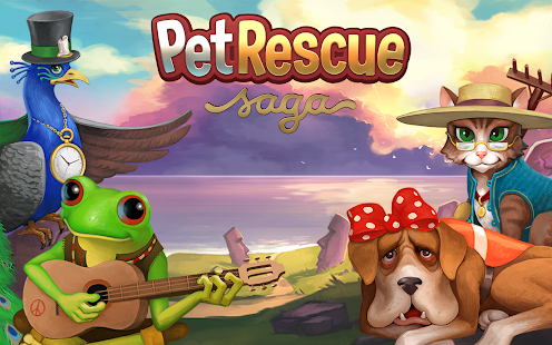 Pet Rescue Saga - screenshot thumbnail