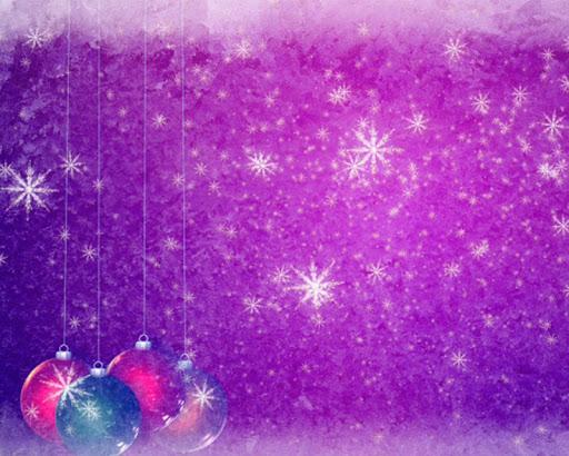 聖誕雪動態壁紙