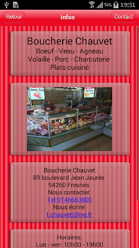 玩生活App|Boucherie Chauvet免費|APP試玩