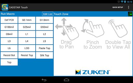【免費生產應用App】CADSTAR Touch-APP點子