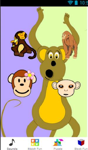 Monkey Games Kids