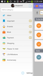 Do.It (To-Do & Task List) screenshot 1