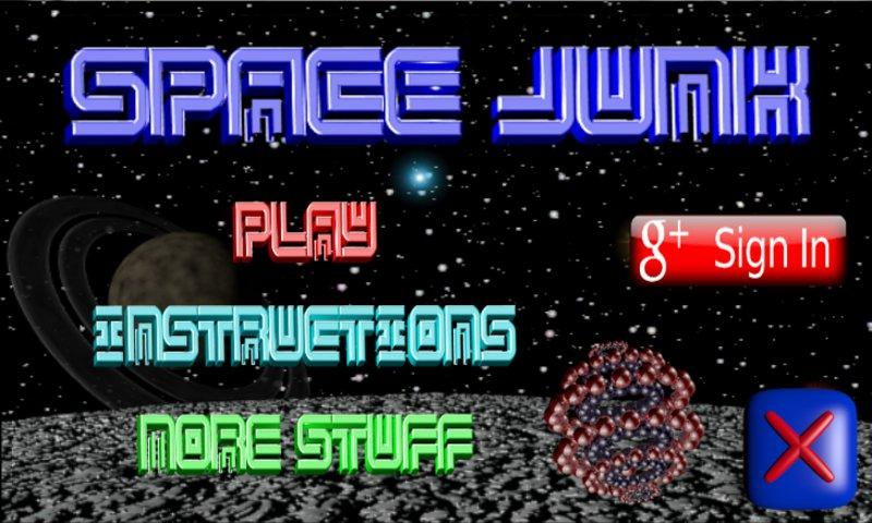 Space Junk- screenshot