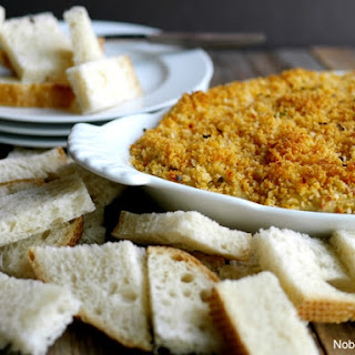 Baked Deviled Crab Dip Recipe