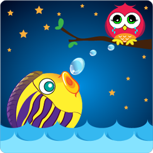 Angry fishes game on reaction for PC and MAC