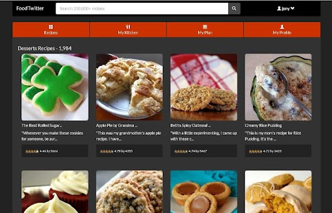 Cake Allrecipes Dessert Recipe - screenshot thumbnail