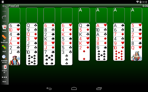 Game Favorite Solitaires APK for Windows Phone