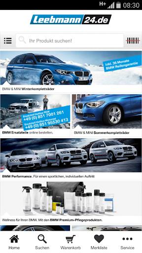 【免費購物App】Leebmann24 Onlineshop-APP點子