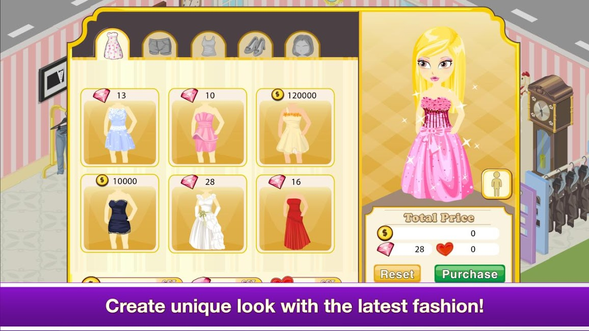 #7. Tap Boutique - Girl Fashion (Android)